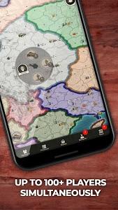 screenshot of Call of War - WW2 Strategy Game version 0.48