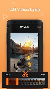 screenshot of Capture Recorder - Video Editor, Screen Recorder version 1.08