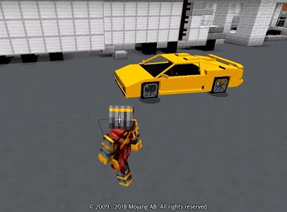 Download Car Mod for Minecraft Game 1.53.71 APK