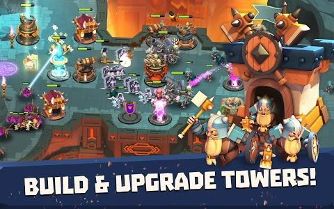 Download Castle Creeps TD - Epic tower defense 1.47.0 APK