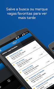 screenshot of Vagas de Emprego - Catho version 4.8