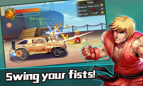 screenshot of Chaos Fighter Kungfu Fighting version 1.1.4.101