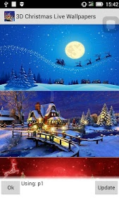 Download 3D Christmas Wallpapers 470 APK