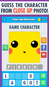 Download Close Up Character - Pic Quiz! 1.4.2 APK