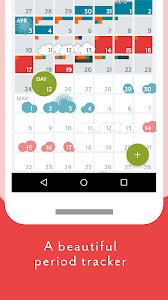 screenshot of Period Tracker Clue: Period & Ovulation Tracker version 3.0.16