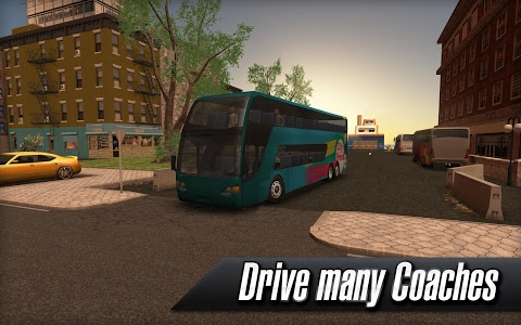 screenshot of Coach Bus Simulator version 1.7.0