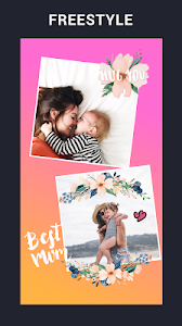 screenshot of Collage Maker - photo collage & photo editor version 1.201.69