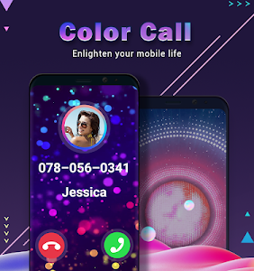 Download Color Call - Call Screen Themes, LED Flash 1.02.19.00 APK