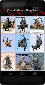 Download Combat Helicopter Design Ideas 1.0 APK