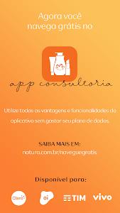 screenshot of Consultoria Natura version 4.2.4