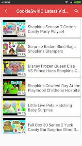 Download CookieSwirlC Videos 1.0 APK