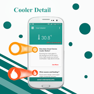 Download Auto CPU Cooler Master: Cool fast, Boost Phone 1.2.2 APK