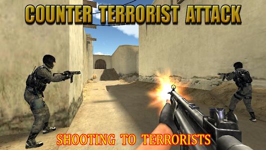 screenshot of Counter Terrorist Attack Death version 1.0.4