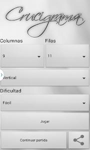 Download Crosswords spanish 2.3 APK