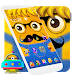 Download Cute Yellow Friend Theme 1.1.12 APK