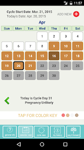 Download CycleBeads Period & Ovulation 2.29 APK