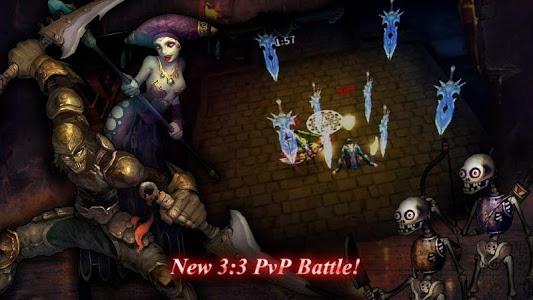 screenshot of Dark Avenger version 1.3.4