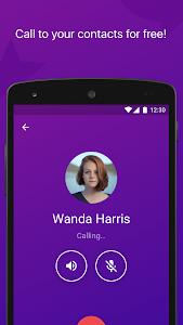 screenshot of Dialog Messenger version 1.14.0