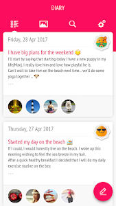 Download Diary - Journal with password 1.7.1 APK
