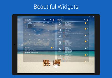 screenshot of DigiCal Calendar Agenda version Varies with device