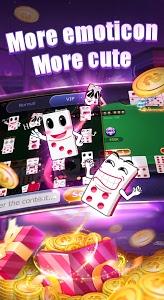 screenshot of Domino QQ online - Domino 99 version 1.8.0