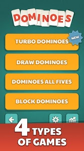 screenshot of Dominos Game: Dominoes Online and Free Board Games version 2.6.3