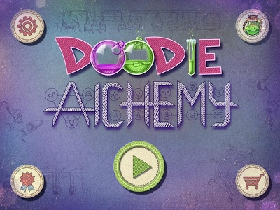 screenshot of Doodle Alchemy version 1.1.8