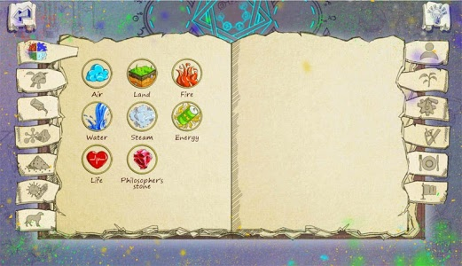 screenshot of Doodle Alchemy version 1.0.8