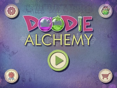 screenshot of Doodle Alchemy version 1.2.0