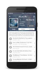 Download DoublePod Podcasts for android 3.1.7 APK