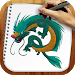 Download Draw Fairy Dragons 1.01 APK