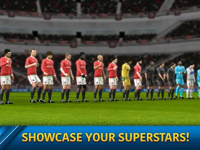 screenshot of Dream League Soccer 2019 version 6.05