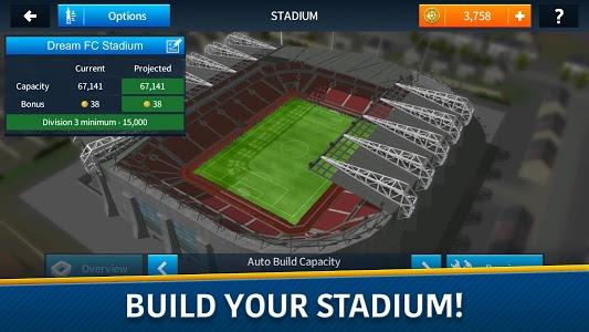 Download Dream League Soccer 2018 5.064 APK