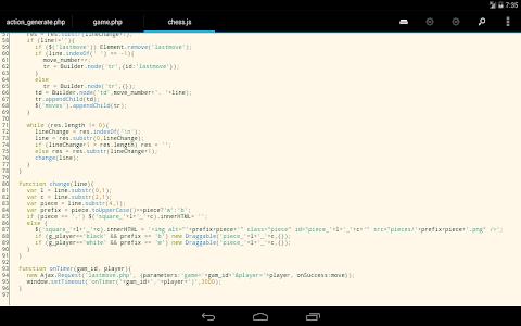 Download DroidEdit (free code editor) 1.23.6 APK