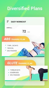 Download Easy Workout - Abs & Butt Fitness,HIIT Exercises 1.1.1 APK