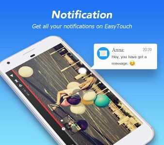 screenshot of EasyTouch - Assistive Touch for Android version 4.6.2.2