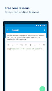 Download Encode: Learn to Code 4.5 APK
