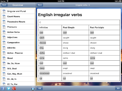 screenshot of English Dictionary - Offline version 9.02