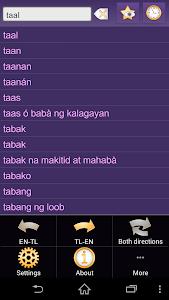 Download English Tagalog Dictionary Fr 1.0 APK