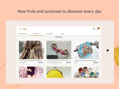 Download Etsy: Handmade & Vintage Goods 5.8.3 APK