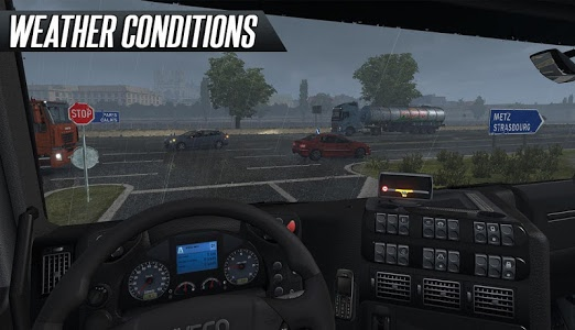 Download Euro Truck Simulator 2017 1.4 APK