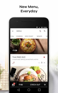 screenshot of FAASOS - Order Food Online version 5.4.4