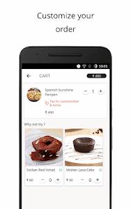 screenshot of FAASOS - Order Food Online version 5.8.2