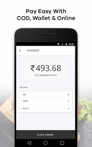 screenshot of FAASOS - Order Food Online version 5.2.1