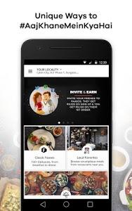 screenshot of FAASOS - Order Food Online version 5.5.3
