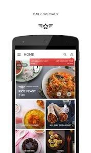 screenshot of FAASOS - Order Food Online version 4.4