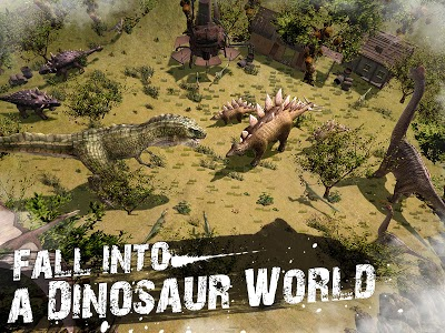 screenshot of Fallen World: Jurassic survivor version 1.102