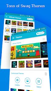 screenshot of FancyKey Keyboard - Cool Fonts version 3.12.2