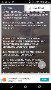 Download Cric Informer(Dream11,Myteam11 tips & IPL NEWS ) 9.0.0 APK