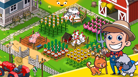 screenshot of Idle Farming Empire version 1.13.2